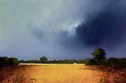 Autumn Fields V by Barry Hilton -  sized 24x16 inches. Available from Whitewall Galleries